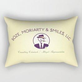 Consulting Criminals Rectangular Pillow