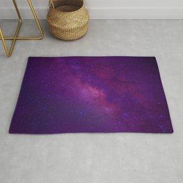 Space -  Universe - Galaxy - Stars - Sky Rug
