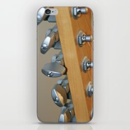 Guitar Tuners iPhone Skin