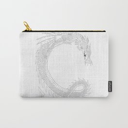 Crawling Dragon Carry-All Pouch
