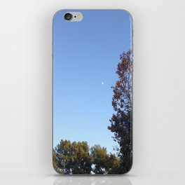 Just Another Manic Moonday iPhone Skin