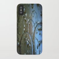 jewish iPhone & iPod Cases featuring Voir le beau verre  by Brown Eyed Lady