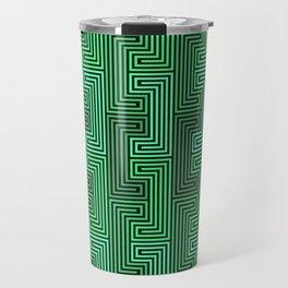Op Art 41 Travel Mug