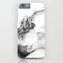Sniff NOODDOOD iPhone Case
