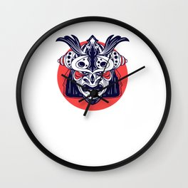There is no fear of the Japanese Wall Clock
