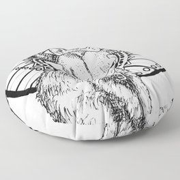 Soul Floor Pillow