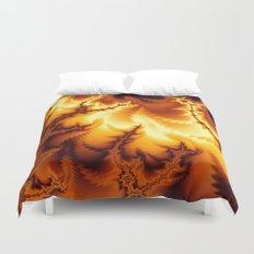 Hellfire Duvet Cover