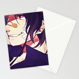 Portgas D Ace One Piece Stationery Cards
