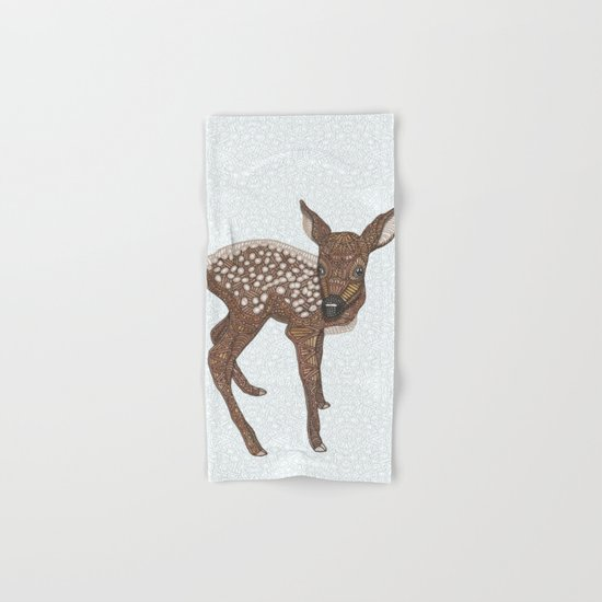 Little Fawn Hand & Bath Towel