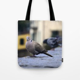 My Italian Bird Friend Tote Bag