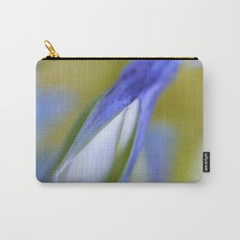 Birdflower Abstract Carry-All Pouch