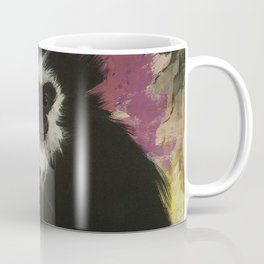 Black and Grey Coffee Mug