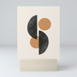 Mid Century Modern Mini Art Print