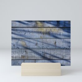 Shadowed Panels Mini Art Print