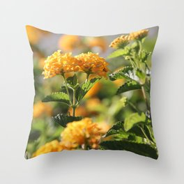 """""""Two Are Better Than One..."""" Throw Pillow"""