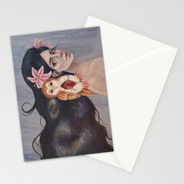Mourning Pasts Stationery Cards
