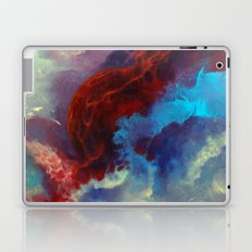 Everything begins with a spark Laptop & iPad Skin
