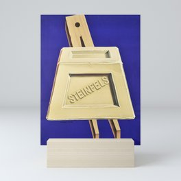 placard savon steinfels pincette Mini Art Print