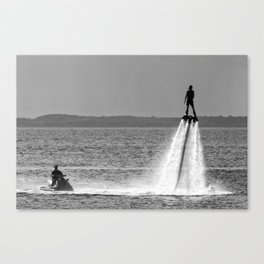 The Rocket Man Canvas Print