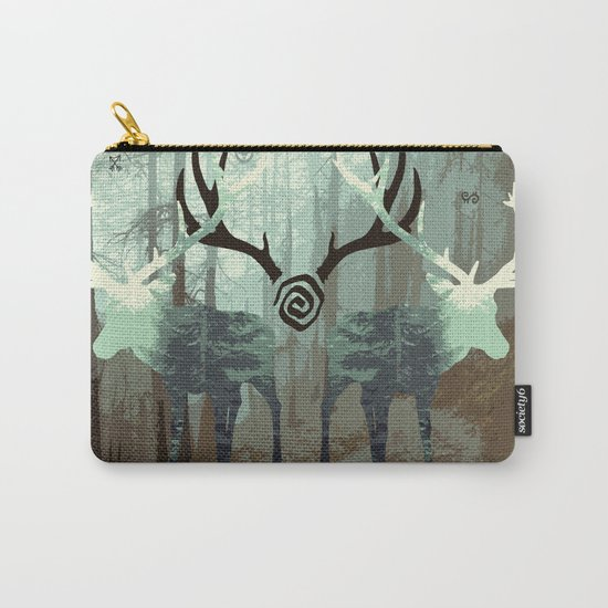 The forest spirits Carry-All Pouch