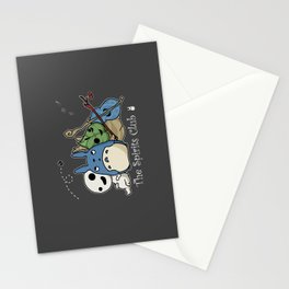 The Spirits Club Stationery Cards