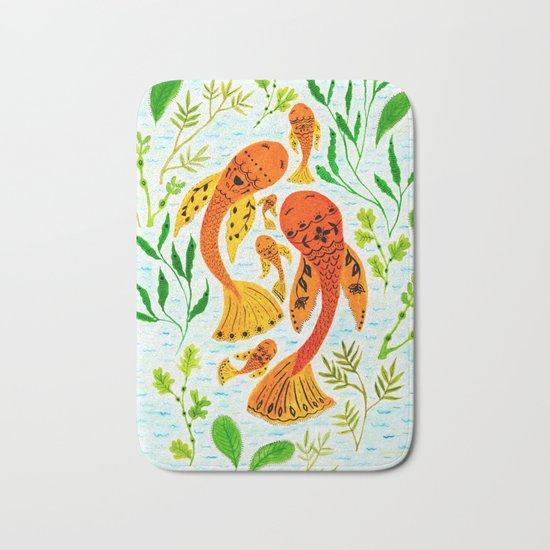 Gypsy Fish Bath Mat