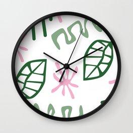 Jungle Fever Wall Clock