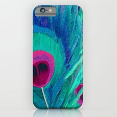 Peacocks Feathers iPhone 6 Slim Case