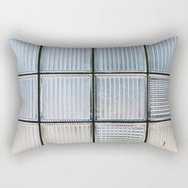 Glass Block Window Rectangular Pillow