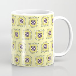 Topsy Turvey Tulips Coffee Mug