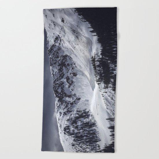 Avalanche Beach Towel