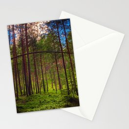 Magical Forest (Color) Stationery Cards