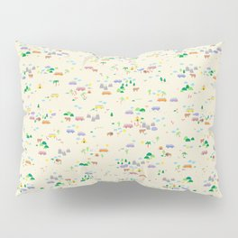Summer Road Trip Pillow Sham