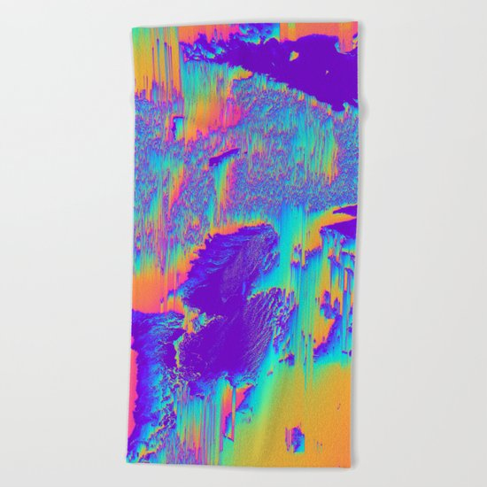 LUCILLE Beach Towel