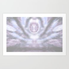 Light game Art Print