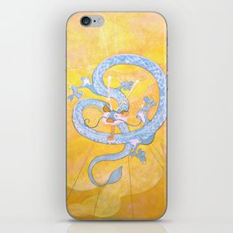 Happy Chinese New Year of the Dragon! iPhone Skin