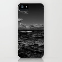 Infinity of darkness iPhone Case