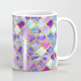 Magenta Moroccan Coffee Mug