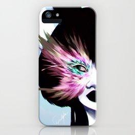Q iPhone Case