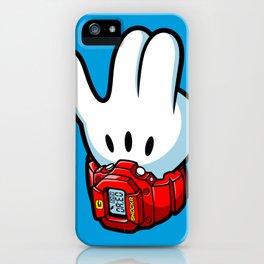 G-Shockr iPhone Case