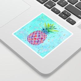 Pineapple Crush Sticker