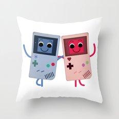GAME KIDS Throw Pillow