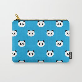 Panda bear pattern design Carry-All Pouch
