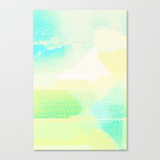 Missing Landscape Canvas Print