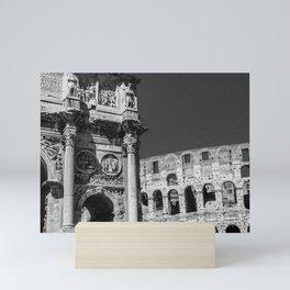 Roman Empire Mini Art Print