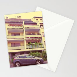 Opel Astra - The Undertaker Stationery Cards