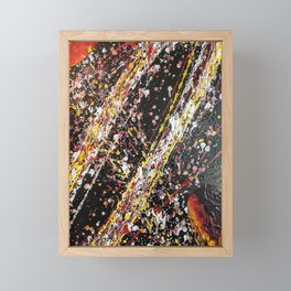 Sol Drop Framed Mini Art Print