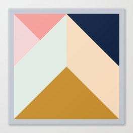 Ultra Geometric III Canvas Print