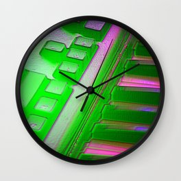 Sound and design Wall Clock