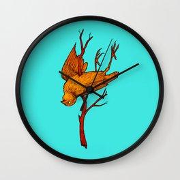 Twigs. i. Wall Clock